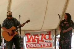 Ingham Station - Brad and Jessy at Athens County Fair